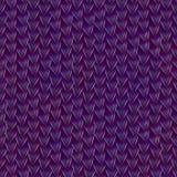 Textura sem emenda de escalas metálicas do dragão Teste padrão da pele do réptil ilustração royalty free