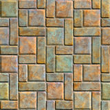 Textura sem emenda de Tileable Imagens de Stock Royalty Free