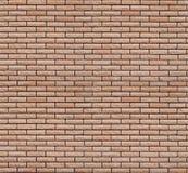 Textura sem emenda de uma parede de tijolo Fotos de Stock Royalty Free
