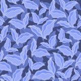 Textura sem emenda decorativa decorativa do teste padrão da mola com licença Imagens de Stock Royalty Free