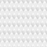 Textura sem emenda do couro branco Fundo de couro do vetor Projeto luxuoso de matéria têxtil ilustração royalty free