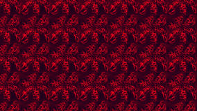 Textura sem emenda do fundo de Potegranate Imagens de Stock