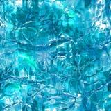 Textura sem emenda do gelo Foto de Stock
