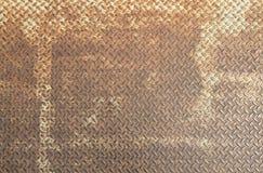 Textura sem emenda do metal Imagens de Stock