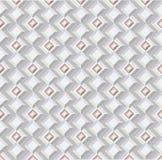 Textura sem emenda do motivo arquitectónico Fotos de Stock