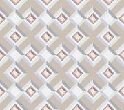 Textura sem emenda do motivo arquitectónico Fotografia de Stock