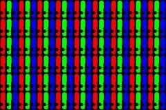 Textura sem emenda do painel LCD do IPS Fotos de Stock Royalty Free