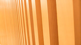 Textura sem emenda do tapume de madeira Imagens de Stock Royalty Free