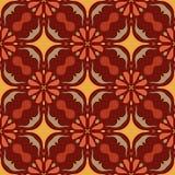 Textura sem emenda do vetor Teste padrão colorido bonito para o projeto e forma com elementos decorativos portuguese ilustração royalty free