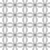 Textura sem emenda do vintage Elemento para o projeto Fundo tradicional da decoração Imagem de Stock