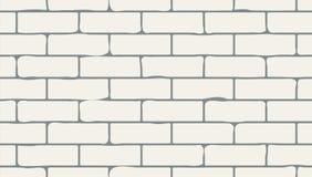Textura sem emenda dos tijolos ilustração do vetor