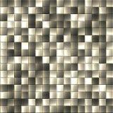 Textura sem emenda escura dos blocos de vidro Fotos de Stock Royalty Free