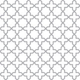 Textura sem emenda geométrica simples do vetor Imagem de Stock Royalty Free