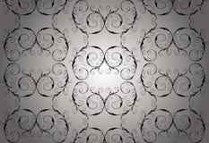 Textura sem emenda ornamentado Imagem de Stock