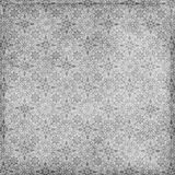Textura sucia del copo de nieve de la Navidad de la vendimia ilustración del vector