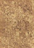 Textura suja do papel de Brown imagem de stock