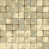 Textura suja sem emenda do tijolo da quadriculação Fotografia de Stock