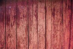 Textura suja velha de pranchas de madeira da cerca Fotografia de Stock Royalty Free