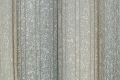 Textura sulcada do metal Fotos de Stock