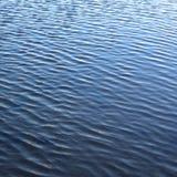 Textura superficial del agua Fotos de archivo libres de regalías