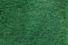 Textura superficial del depurador limpio en color verde Imagen de archivo libre de regalías
