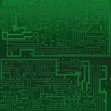Textura superficial del ordenador Foto de archivo libre de regalías