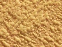 Textura superficial del topetón Imagen de archivo libre de regalías