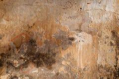 Textura superficial hecha a mano de la loza de barro antigua Foto de archivo libre de regalías