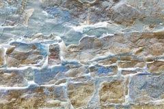 Textura surrealista y vieja del fondo de la piedra arenisca foto de archivo libre de regalías