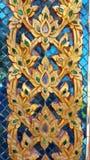 Textura tailandesa Fotos de Stock Royalty Free