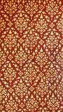 Textura tailandesa del arte Fotografía de archivo libre de regalías
