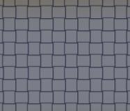 Textura tecida cinzenta Foto de Stock