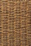 Textura tecida da cesta imagens de stock