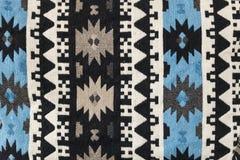 Textura tejida de la tela Imagen de archivo