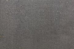 Textura tejida gris granoso Fotos de archivo