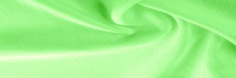 Textura Tela esmeralda del telar jacquar de la ensalada verde nos trae una seda o foto de archivo libre de regalías