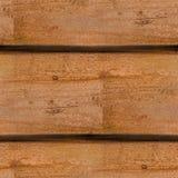 Textura tileable sem emenda de uma placa de madeira áspera Fotos de Stock