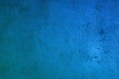Textura tingida metálica azul envelhecida da prancha - fundo consideravelmente abstrato da foto imagens de stock