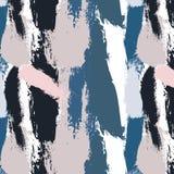 Textura tirada do triângulo do vetor mão geométrica contemporânea Cartão extravagante de memphis do moderno Os anos noventa da te Imagem de Stock