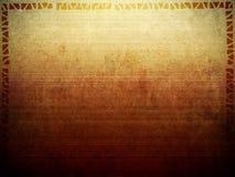 Textura tribal do fundo ilustração royalty free