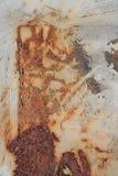 Textura urbana da oxidação Fotos de Stock Royalty Free