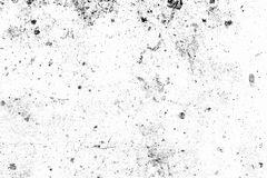 Textura urbana preto e branco do Grunge Lugar sobre algum crea do objeto Imagens de Stock