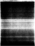 Textura vectorizada de la fotocopia Imagen de archivo libre de regalías