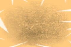 Textura velha da foto com manchas e riscos Conceito da arte do vintage e da antiguidade Ideia dianteira do quadro sujo envelhecid foto de stock