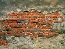 Textura velha da parede Foto de Stock Royalty Free