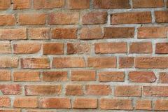 Textura velha da parede de tijolo Fotografia de Stock Royalty Free