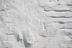 Textura velha da parede de tijolo do vintage Fundo horizontal branco vermelho de Stonewall do Grunge Fachada gasto da constru??o  foto de stock royalty free