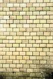 Textura velha da parede de tijolos de Grunge Fotos de Stock