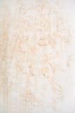 Textura velha da parede do cimento para o fundo do vintage Fotos de Stock