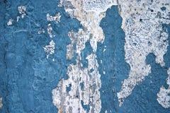 Textura velha da parede do grunge Fundo sujo, sujo da arquitetura Fotografia de Stock Royalty Free